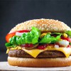 Food-Fotografie Burger