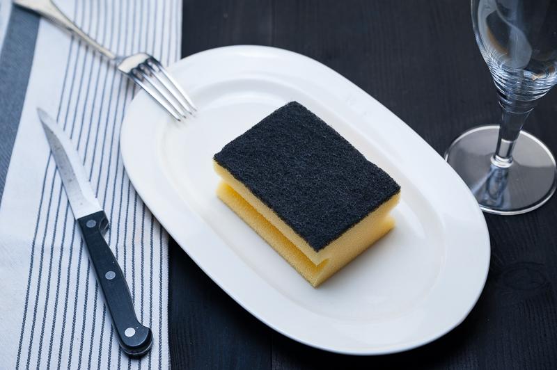 Food-Fotografie Aufbau